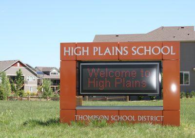School in Loveland, Co