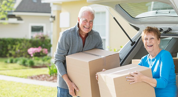 Baby Boomers are Downsizing, Are You Ready to Move? | Simplifying The Market