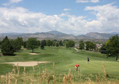 Loveland, CO Golfing