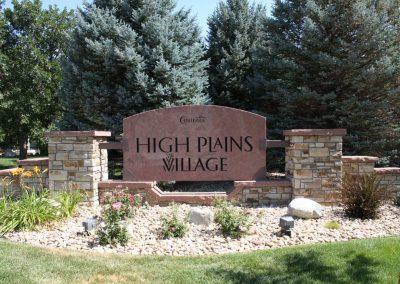 High Plains Village at Centerra