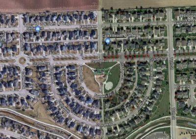 Brunner Farm Satellite Image