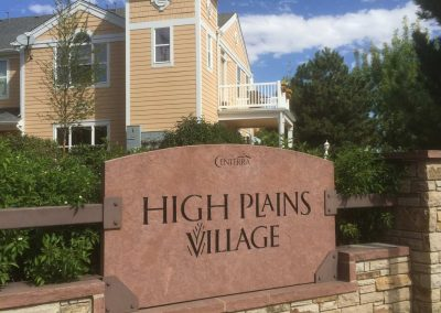 High Plains Village