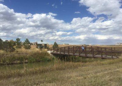 High Plains Village Community Trails