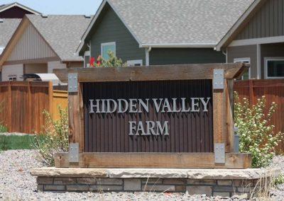 Hidden Valley Farm Neighborhood
