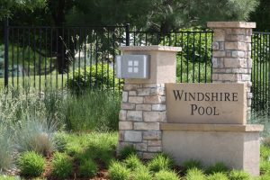 Swimming Pool in Windshire Park Neighborhood