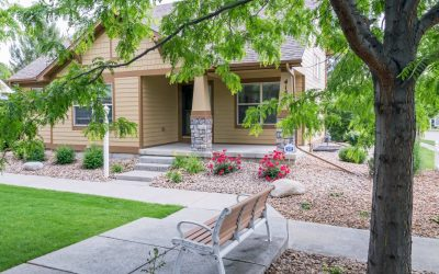 SOLD- High Plains Village Cottage Home
