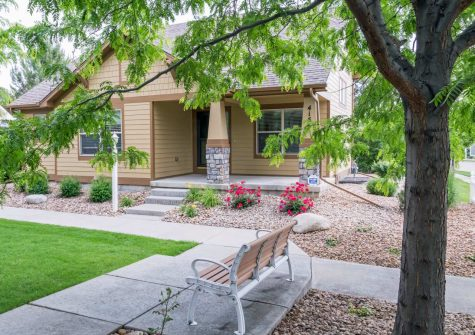 4153 Plum Creek Dr, Loveland CO 80538- High Plains Village Home For Sale