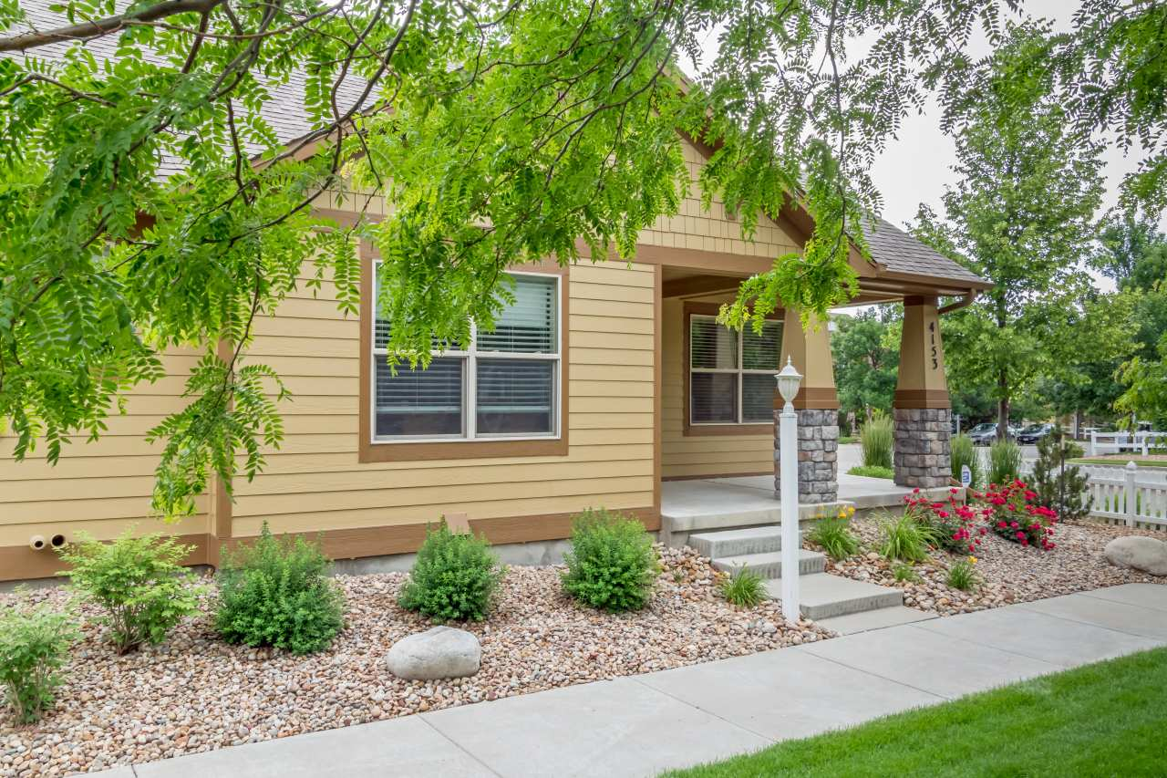 SOLD! High Plains Village Cottage Home