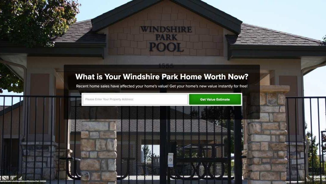 Windshire Park Home Values