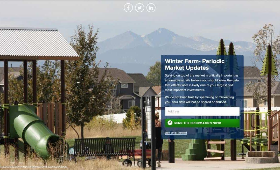 Winter Farm Market Report