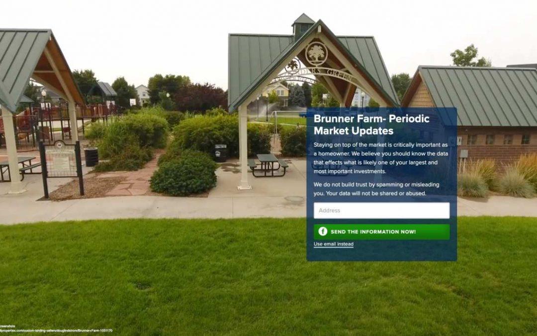 Brunner Farm Market Report