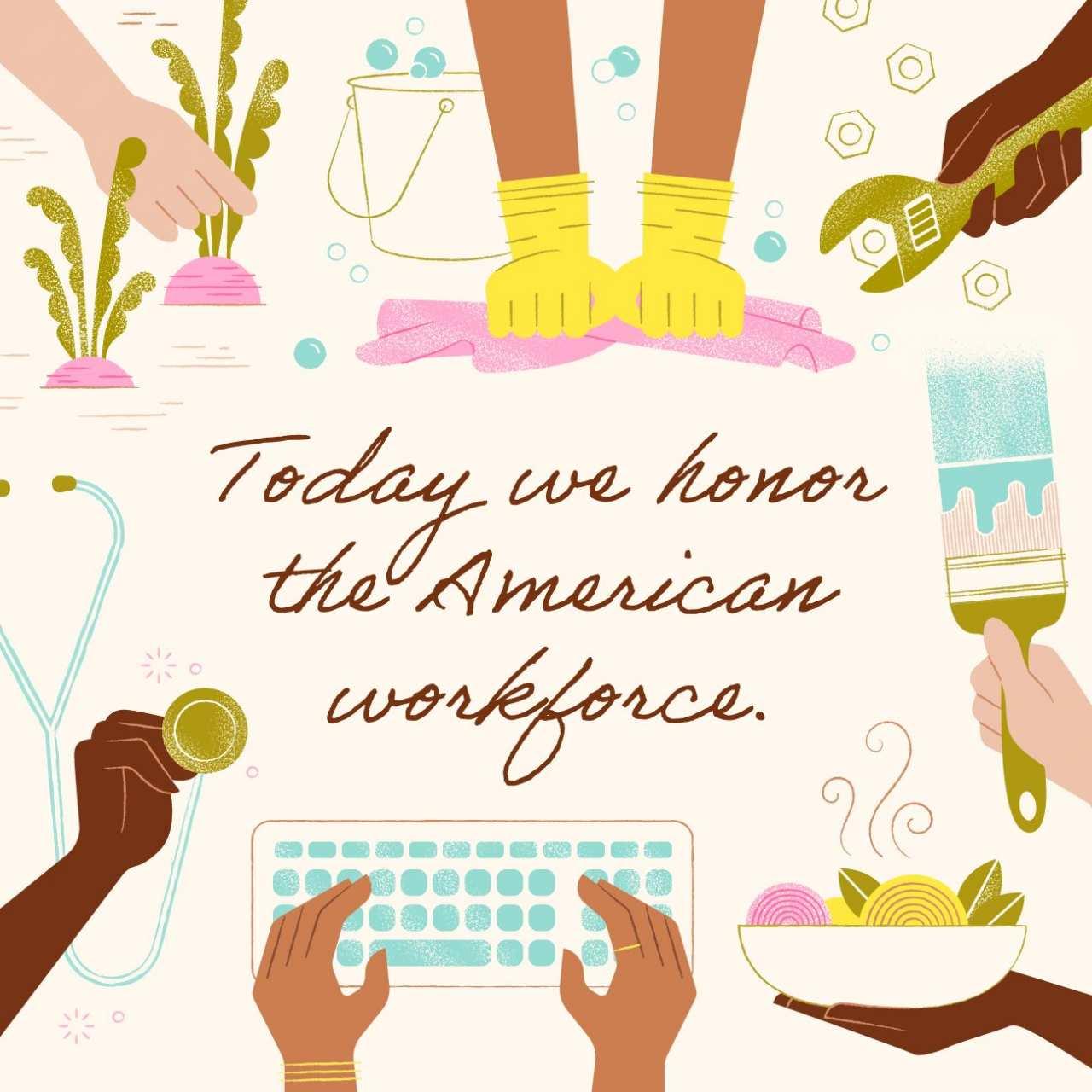Honoring the American Workforce   Simplifying The Market